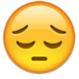 sad dislike button