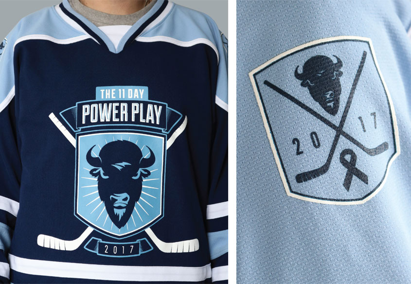 The 11 Day Power Play Jersey 2017