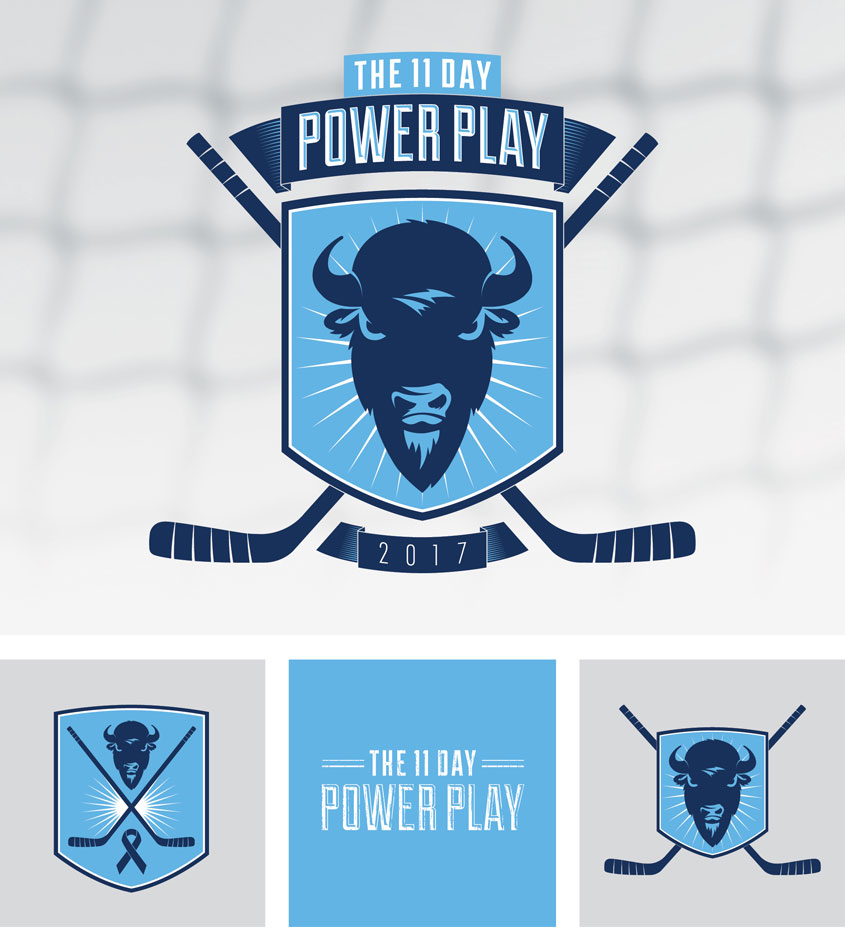 The 11 Day Power Play Logo 2017