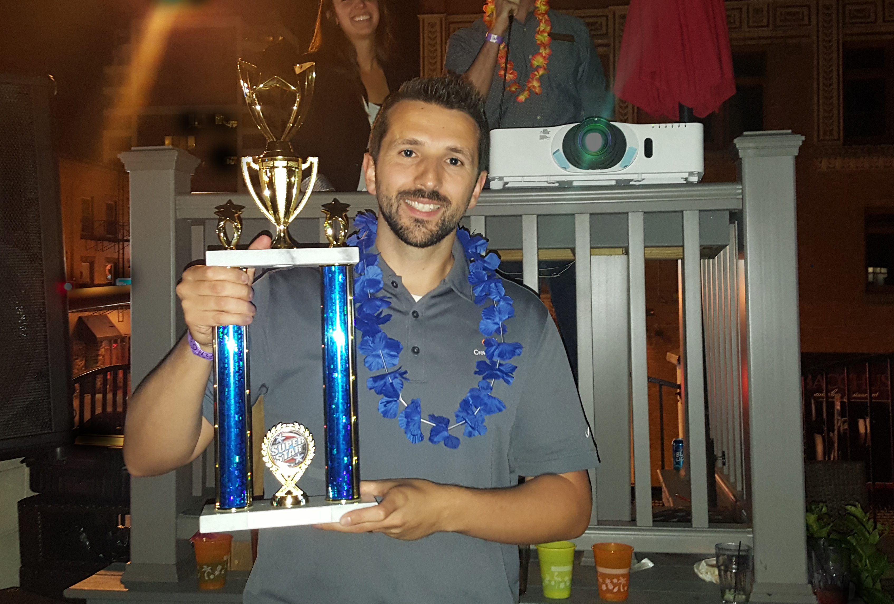 Biagio Patti Big Tip-Off 2017 Winner