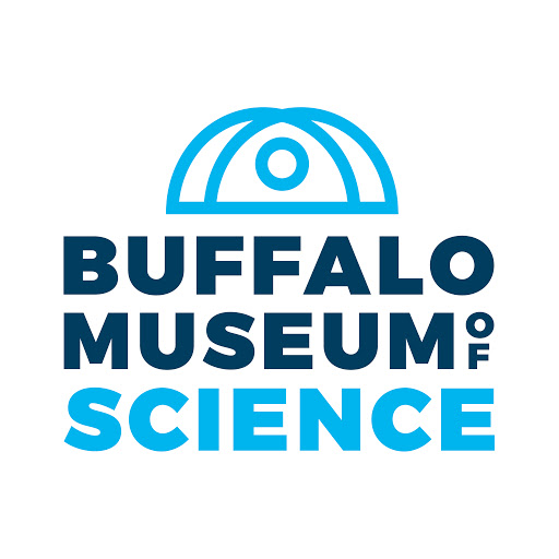 buffalo museum of science logo designed by crowley webb