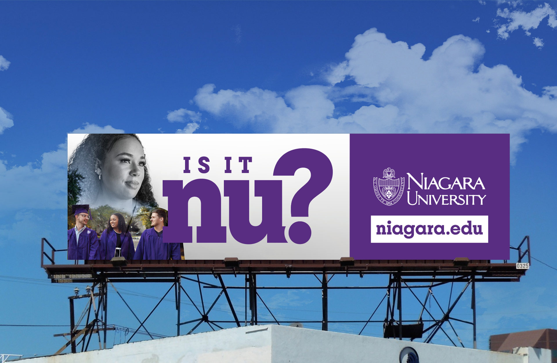 is it NU? billboard