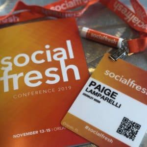 social fresh conference recap