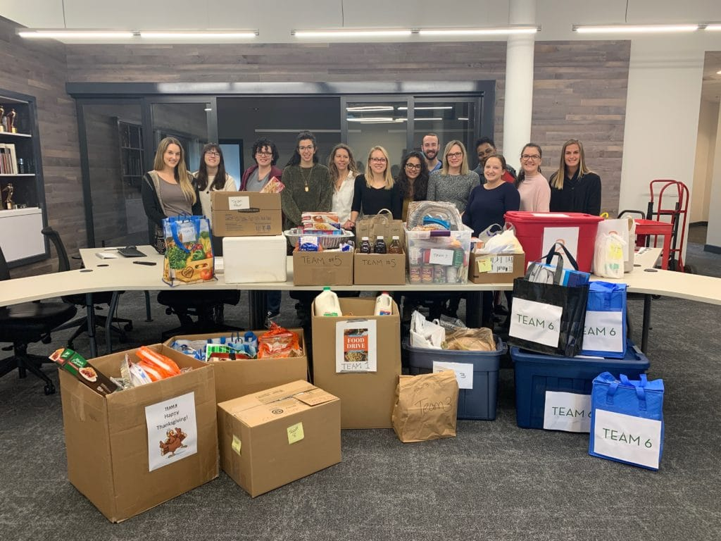 Buffalo Prep Thanksgiving Donations