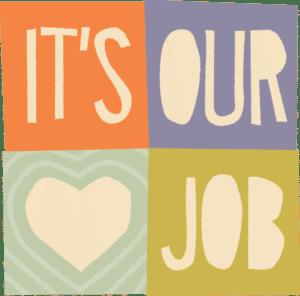 BNP Its our job logo