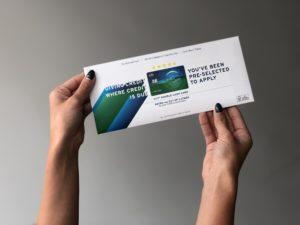Citi Double Cash Card Concept